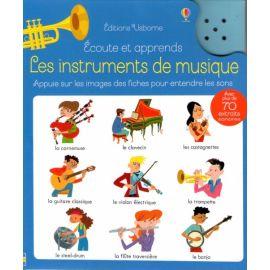 Ecoute et apprends les instruments de musique