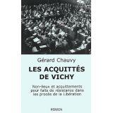 Les acquittés de Vichy