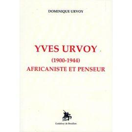 Yves Urvoy 1900-1944