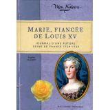 Marie, fiancée de Louis XV