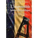 L'impossible bonne République