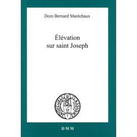 Elévation sur saint Joseph