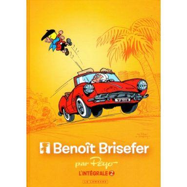Benoît Brisefer L'intégrale 2