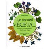 Le recueil végétal