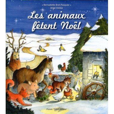 Les animaux fêtent Noël