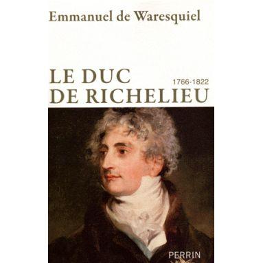 Le duc de Richelieu