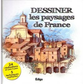 Dessiner les paysages de France