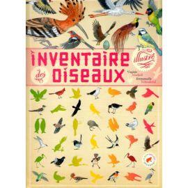 Inventaire illustré des oiseaux