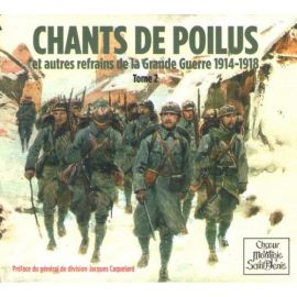 Chants de poilus Tome 2