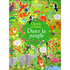 Cherche et trouve dans la jungle
