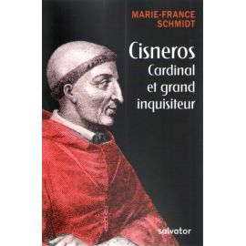 Cisneros cardinal et grand inquisiteur