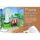 Prions Notre Dame de Fatima