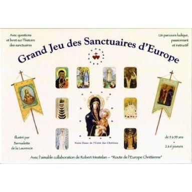 Grand jeu des sanctuaires d'Europe