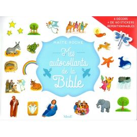 Mes autocollants de la Bible