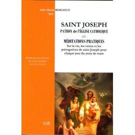 Saint Joseph patron de l'Eglise catholique