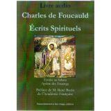 Charles de Foucauld Ecrits spirituels MP3