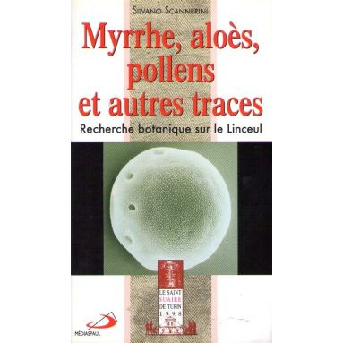 Myrrhe, aloès, pollens et autres traces