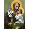 Neuvaines et prières à saint Joseph patron de l'Eglise