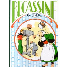 Bécassine au studio