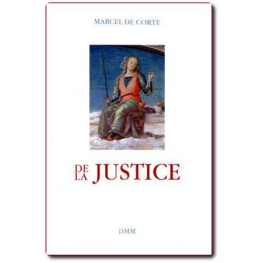 De la justice