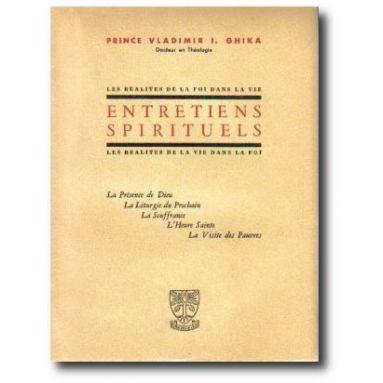 Entretiens spirituels