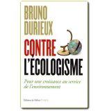 Contre l'écologisme