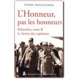 L'Honneur pas les honneurs - Mémoires tome 2