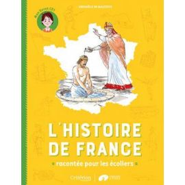 L'histoire de France racontée pour les écoliers