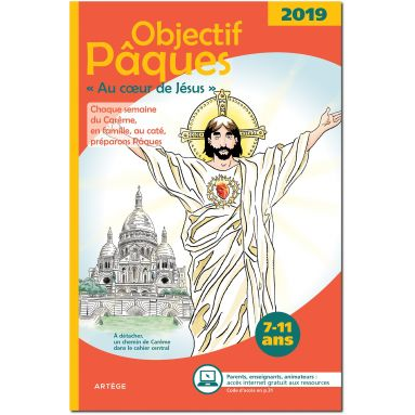 Objectif Pâques 2019