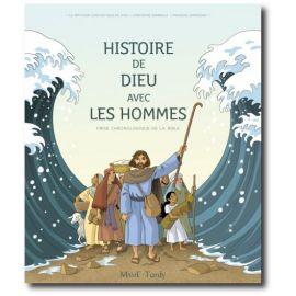 Histoire de Dieu avec les hommes