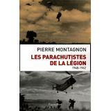 Les parachutistes de la Légion