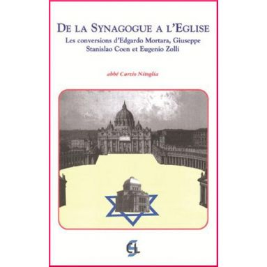 De la Synagogue à l'Eglise