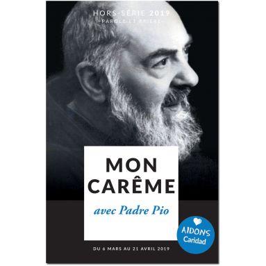 Mon carême avec Padre Pio