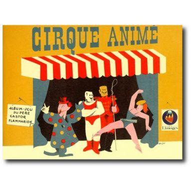 Cirque animé