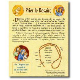 Prier le Rosaire