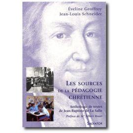 Les sources de la pédagogie chrétienne
