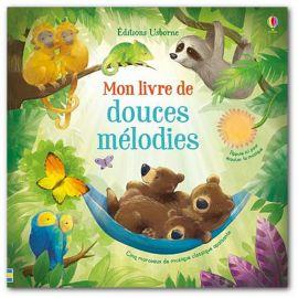 Mon livre de douces mélodies