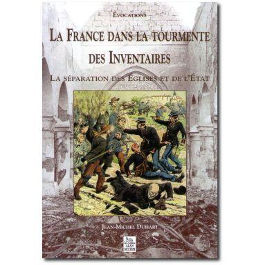 La France dans la tourmente des Inventaires