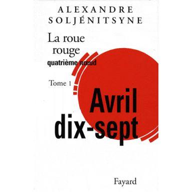 La Roue Rouge - Avril 17