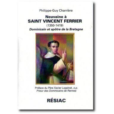 Neuvaine à saint Vincent Ferrier