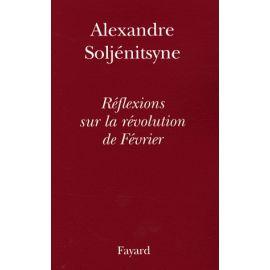 Réflexions sur la Révolution de Février