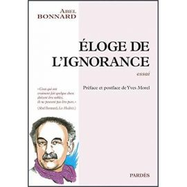 Eloge de l'ignorance