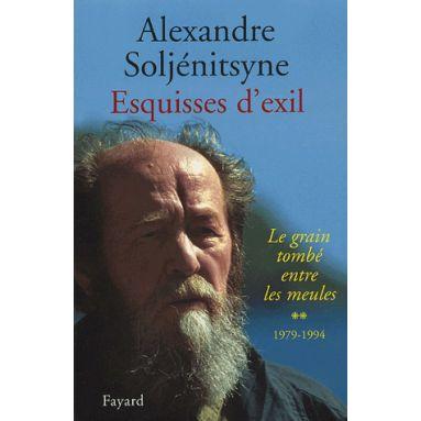 Esquisses d'Exil
