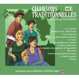 Chansons traditionnelles - Vol 2