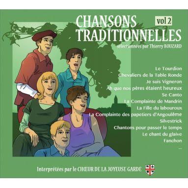 Chansons traditionnelles - Vol 2