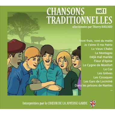 Chansons traditionnelles - Vol 1