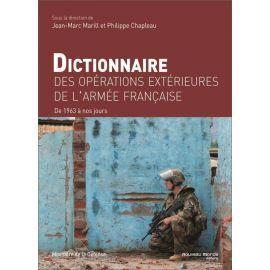 Dictionnaire des Opérations extérieures de l'Armée française