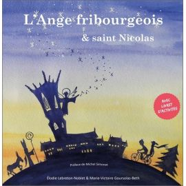 L'Ange fribourgeois et saint Nicolas