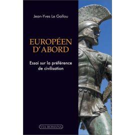 Européen d'abord