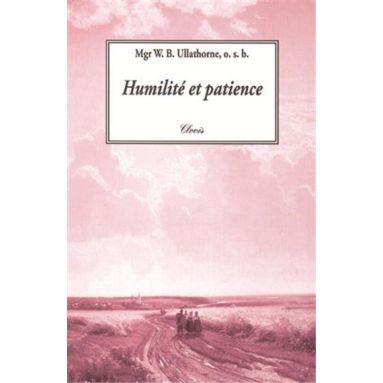 Humilité et patience